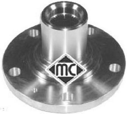 Moyeu de roue Metalcaucho 90101 (X1)