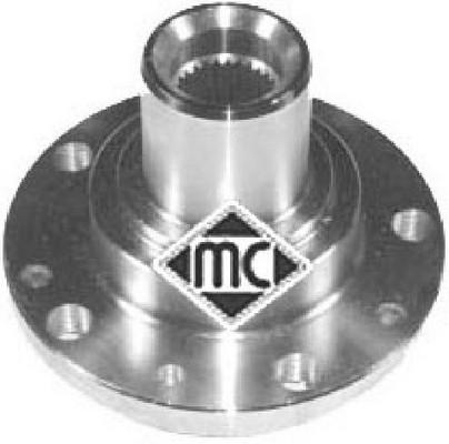 Moyeu de roue Metalcaucho 90102 (X1)