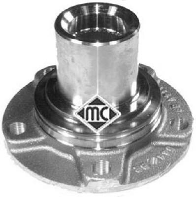 Moyeu de roue Metalcaucho 90105 (X1)