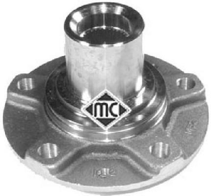 Moyeu de roue Metalcaucho 90106 (X1)