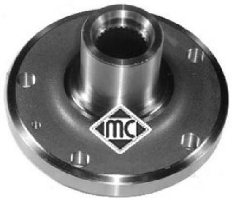 Moyeu de roue Metalcaucho 90107 (X1)