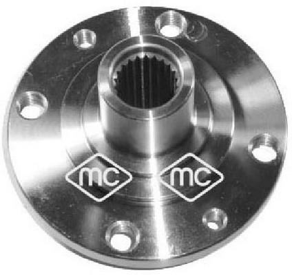 Moyeu de roue Metalcaucho 90113 (X1)