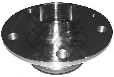 Moyeu de roue Metalcaucho 90122 (X1)