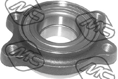 Moyeu de roue Metalcaucho 90131 (X1)
