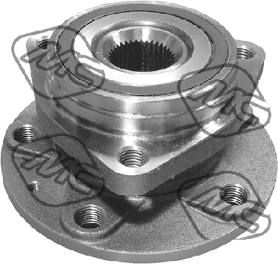 Moyeu de roue (X1)