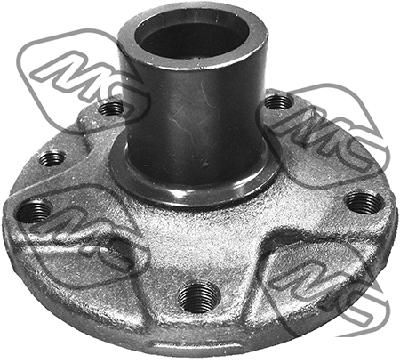 Moyeu de roue Metalcaucho 90136 (X1)