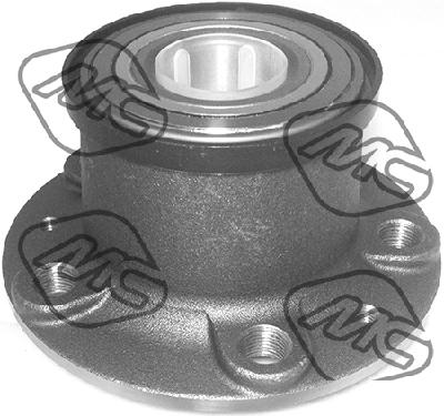 Moyeu de roue Metalcaucho 90153 (X1)