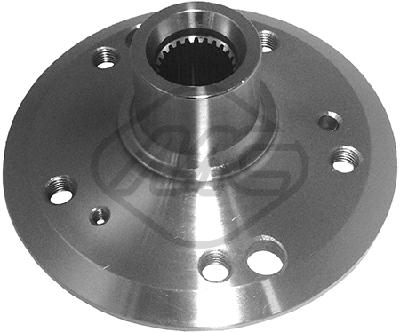 Roulement / moyeu / roue Metalcaucho 90178 (X1)