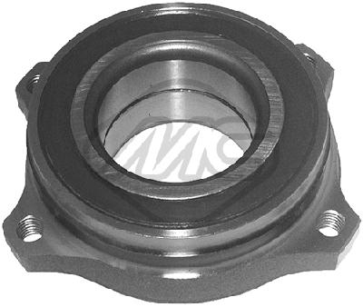 Roulement / moyeu / roue Metalcaucho 90183 (X1)