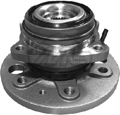 Roulement / moyeu / roue Metalcaucho 90187 (X1)
