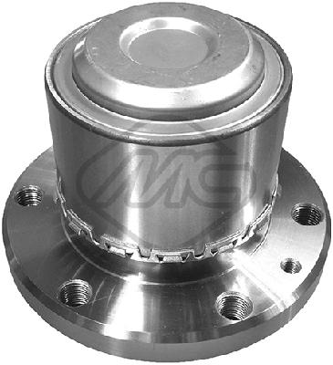 Roulement / moyeu / roue Metalcaucho 90189 (X1)