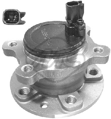 Moyeu de roue Metalcaucho 90197 (X1)