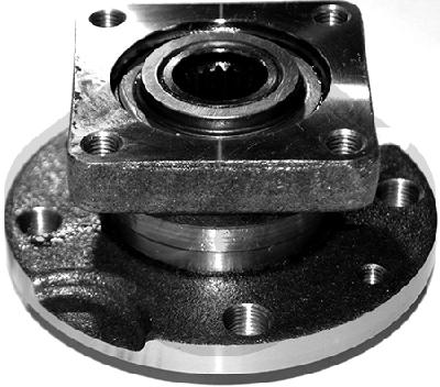 Moyeu de roue Metalcaucho 90208 (X1)