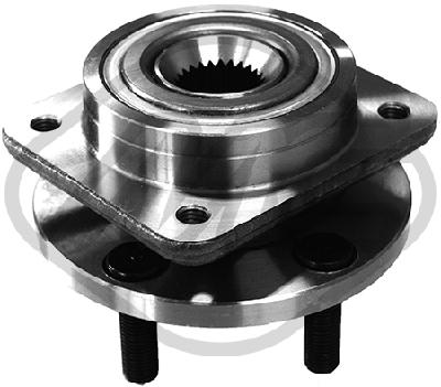 Roulement de roue Metalcaucho 90220 (X1)