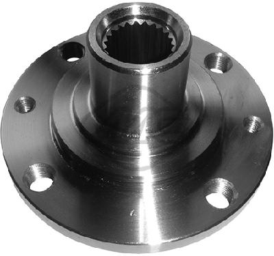 Moyeu de roue Metalcaucho 90287 (X1)