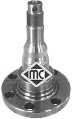 Moyeu de roue Metalcaucho 90516 (X1)