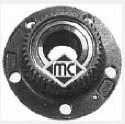 Moyeu de roue Metalcaucho 90521 (X1)