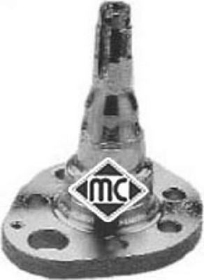 Moyeu de roue Metalcaucho 90539 (X1)