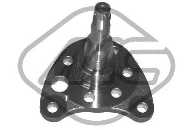 Moyeu de roue Metalcaucho 90541 (X1)