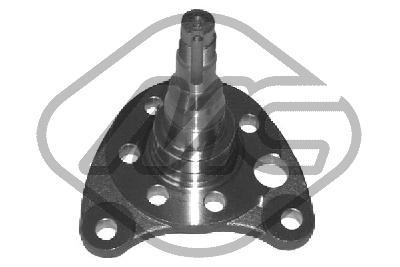 Moyeu de roue Metalcaucho 90542 (X1)
