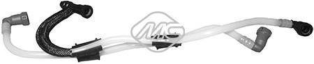 Conduite alimentation carburant Metalcaucho 92003 (X1)