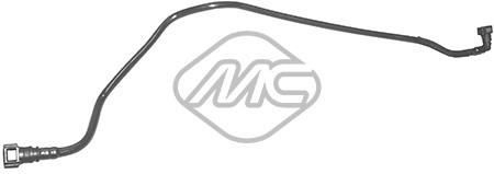 Conduite alimentation carburant Metalcaucho 92021 (X1)