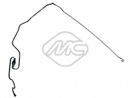 Conduite alimentation carburant Metalcaucho 92042 (X1)