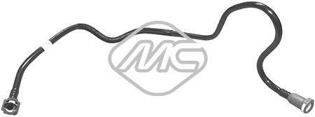 Conduite alimentation carburant Metalcaucho 92050 (X1)