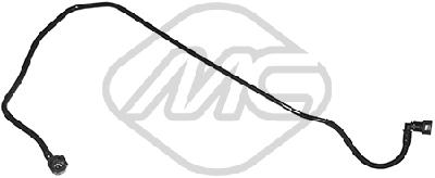 Conduite alimentation carburant Metalcaucho 92075 (X1)