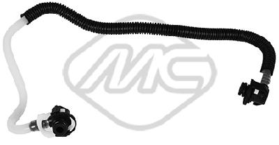 Conduite alimentation carburant Metalcaucho 92094 (X1)