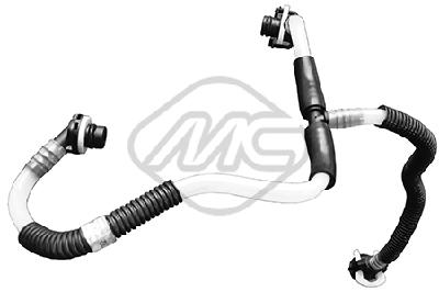 Conduite alimentation carburant Metalcaucho 92095 (X1)
