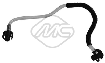 Conduite alimentation carburant Metalcaucho 92096 (X1)