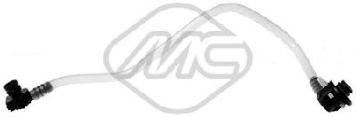 Conduite alimentation carburant Metalcaucho 92099 (X1)