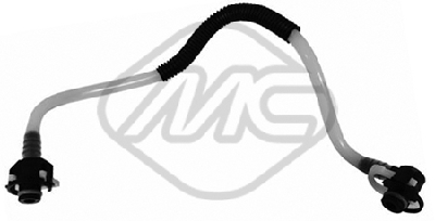 Conduite alimentation carburant Metalcaucho 92106 (X1)