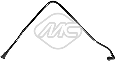 Conduite alimentation carburant Metalcaucho 92123 (X1)