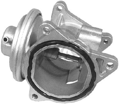 Soupape, réaspiration/contrôle des gaz d'échappement Metalcaucho 93046 (X1)