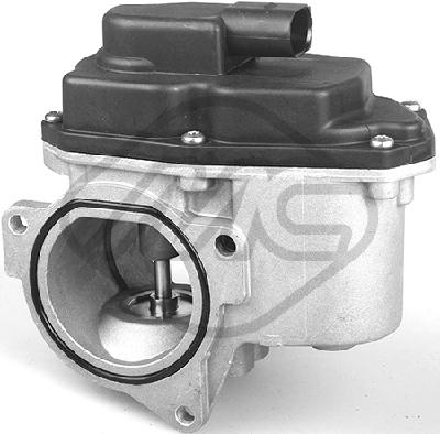 Soupape, réaspiration/contrôle des gaz d'échappement Metalcaucho 93056 (X1)