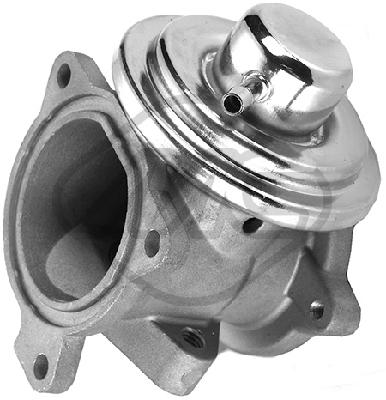 Soupape, réaspiration/contrôle des gaz d'échappement Metalcaucho 93063 (X1)
