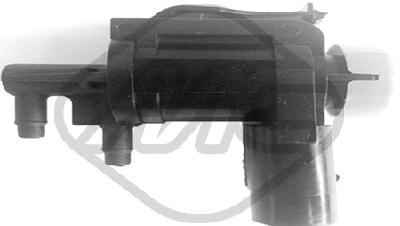 Soupape, réaspiration/contrôle des gaz d'échappement Metalcaucho 93073 (X1)
