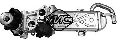 Soupape, réaspiration/contrôle des gaz d'échappement Metalcaucho 93097 (X1)
