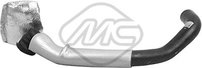 Tube ventilation carter moteur Metalcaucho 97407 (X1)