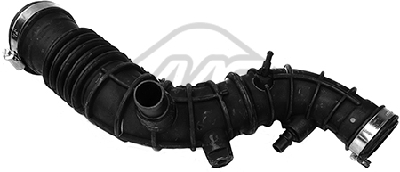 Durite turbo Metalcaucho 98344 (X1)