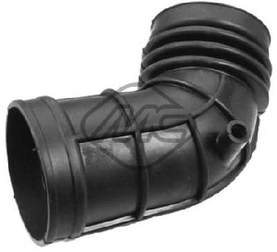 Tuyau d'aspiration, alimentation d'air Metalcaucho 98543 (X1)