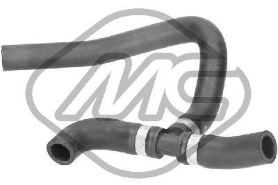 Tube ventilation carter moteur Metalcaucho 98664 (X1)
