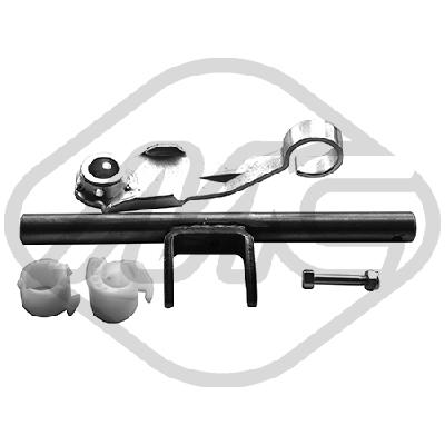 Embrayage, boite de vitesse, cardans Metalcaucho 04052 (X1)