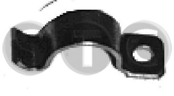 Support de silentbloc de stabilisateur STC T400827 (X1)