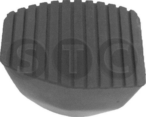 Couvre pedale STC T406183 (X1)
