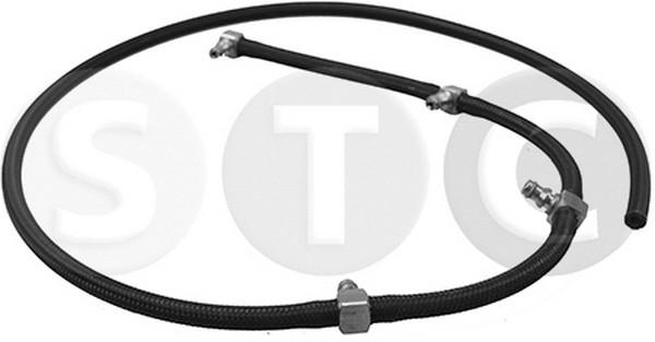 Tuyau de carburant de fuite injecteur STC T433006 (X1)