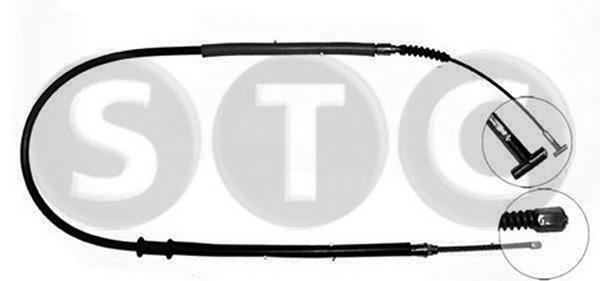 Cable de frein à main STC T481280 (X1)