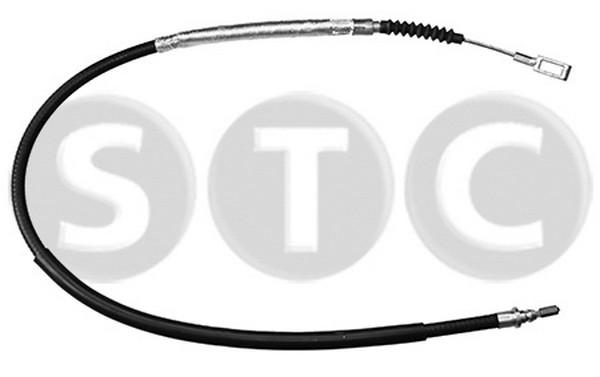Kit de traction par chaîne du frein à main STC T481344 (X1)